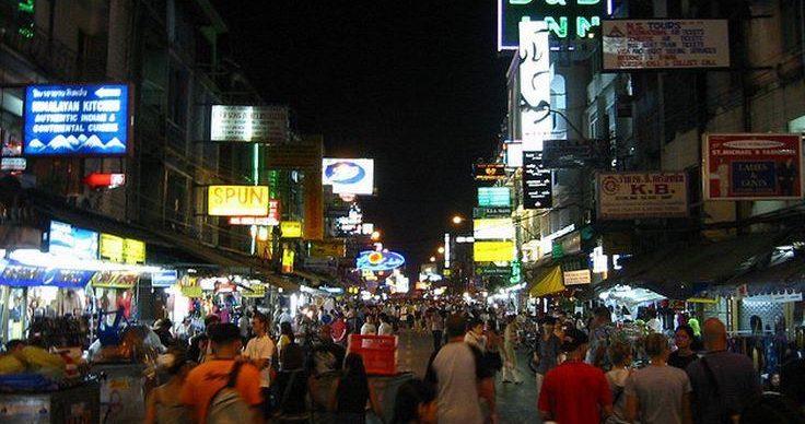 Atracciones turísticas de Bangkok