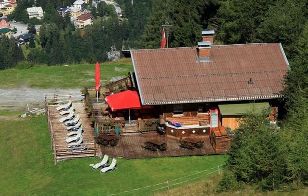Balneario Bad Gastein en Austria