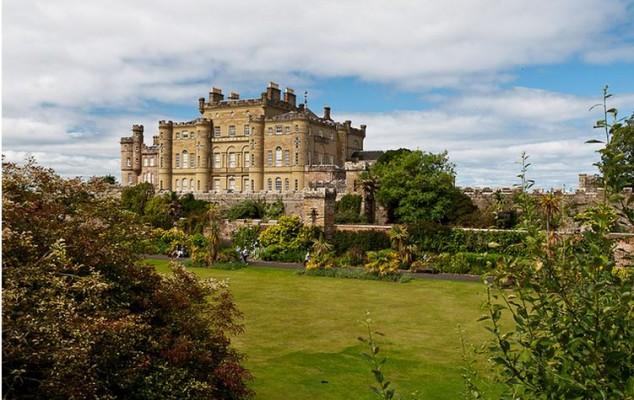 Castillo Culzean escocia