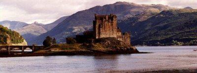 Castillos de Escocia, Eilean Donan