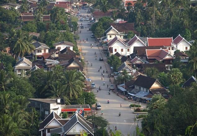 Ciudad Luang Prabang