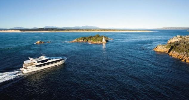 Cruceros por los ríos o costas de Galicia
