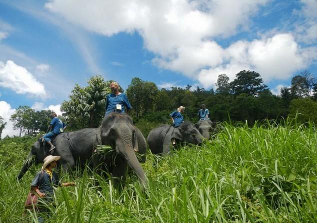 Escapadas en familia a Tailandia