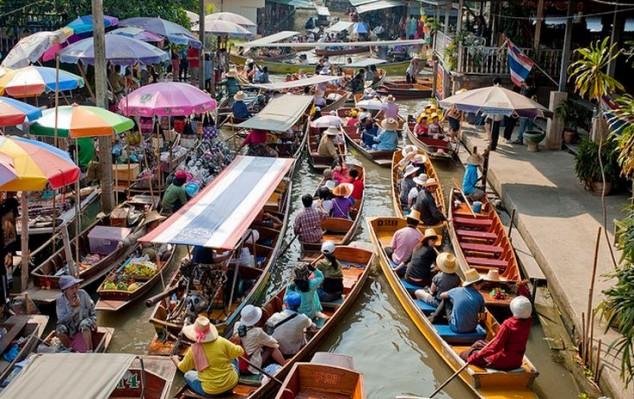 Grand Tour de Tailandia