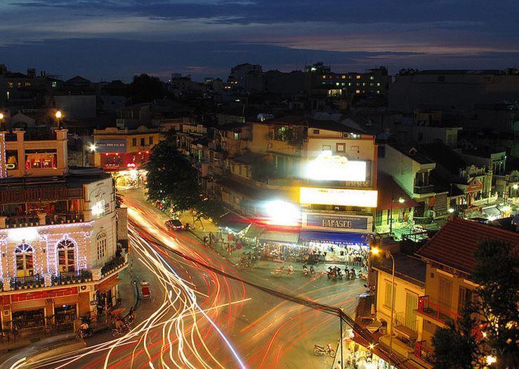 Hanoi un museo al aire libre