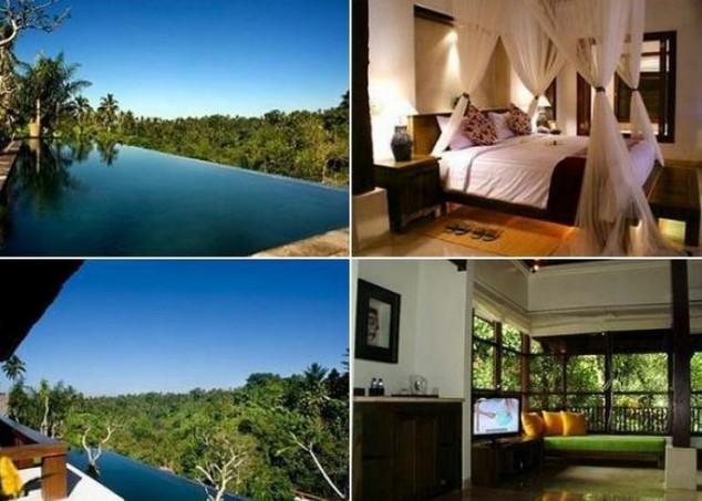 Hotel Alam Ubud Villas Bali