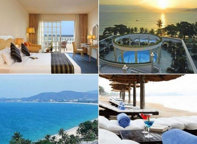 Hotel Amanecer Nha Trang Beach Hotel