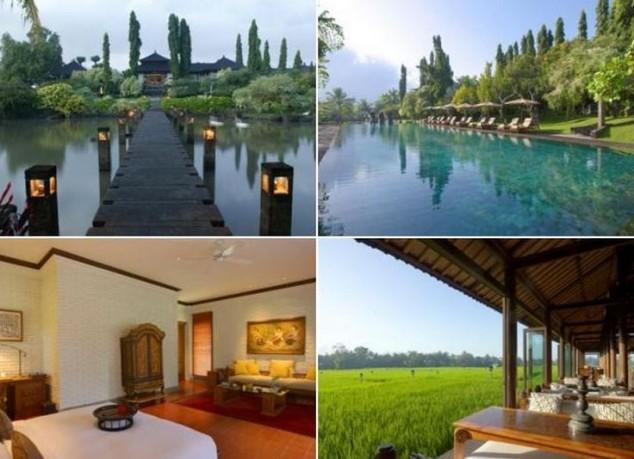 Hotel Chedi Club at Tanah Gajah Bali