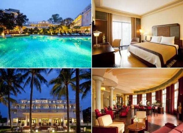 Hotel en Hue Hotel La Residence