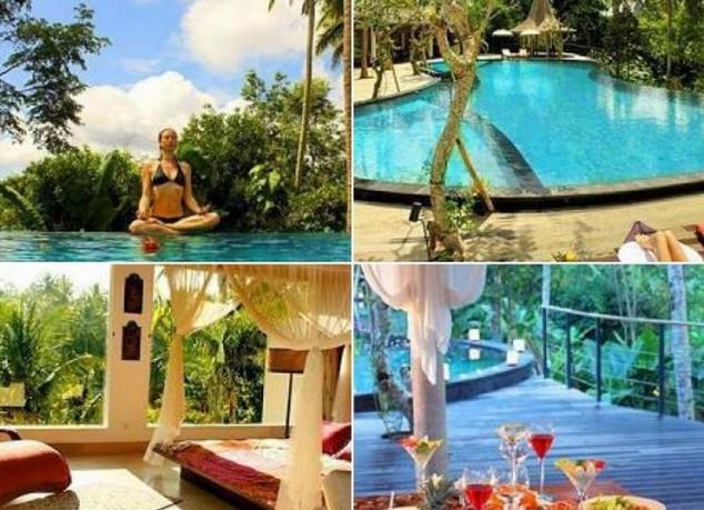 Hoteles Pandawas Villas