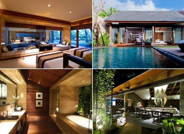 mejores hoteles con encanto en bali indonesia resorts de lujo