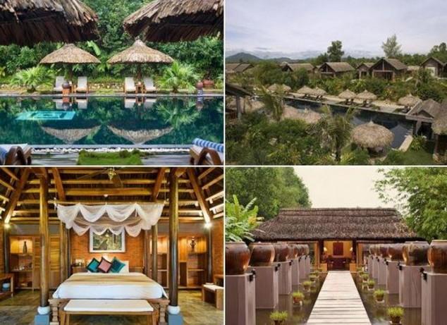 Mejores hoteles con encanto en vietnam resorts de lujo - Hoteles con encanto y piscina ...