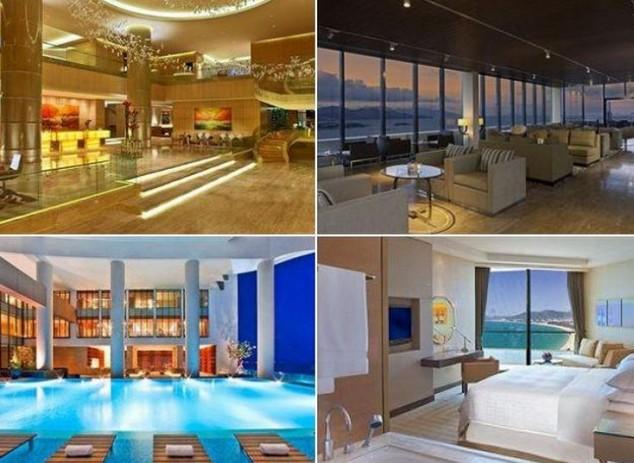 Hoteles con encanto Sheraton Nha Trang
