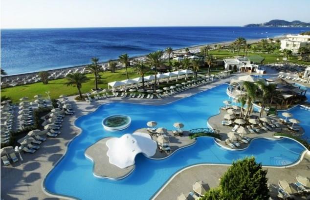 Hoteles de Playa en Grecia