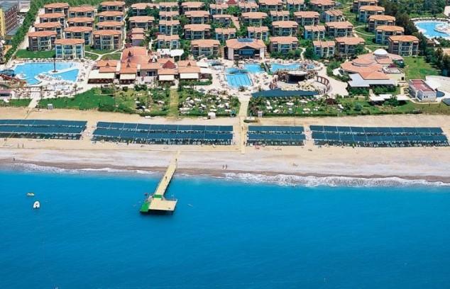 Hoteles de Playa en Turquía 1