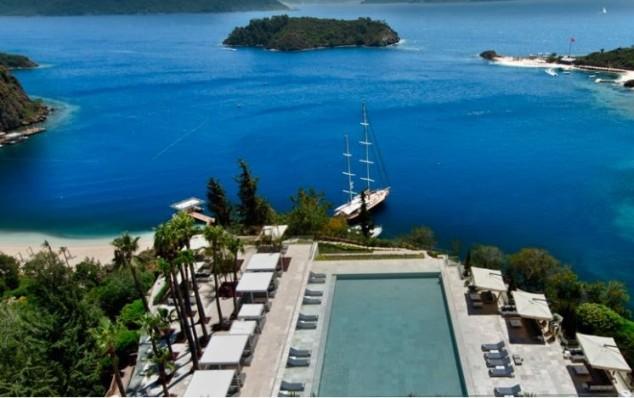 Hoteles de Playa en Turquía