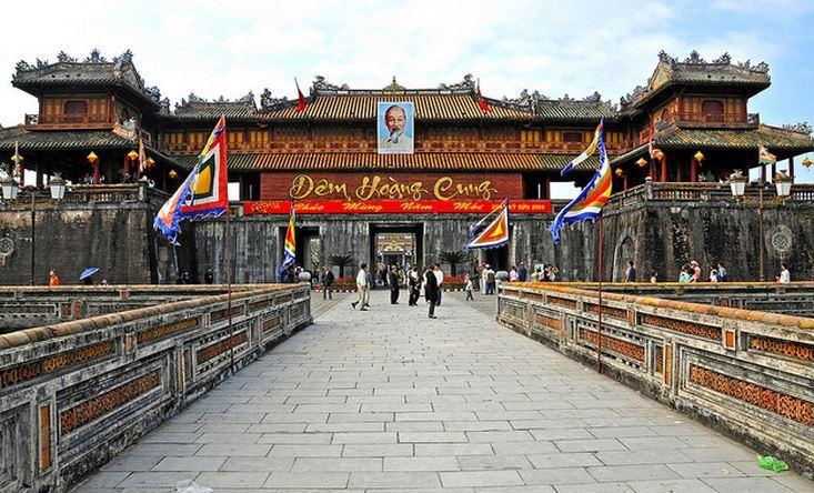 Hue la capital imperial de la dinastía Nguyen