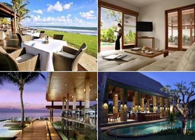Indonesia Resorts de lujo