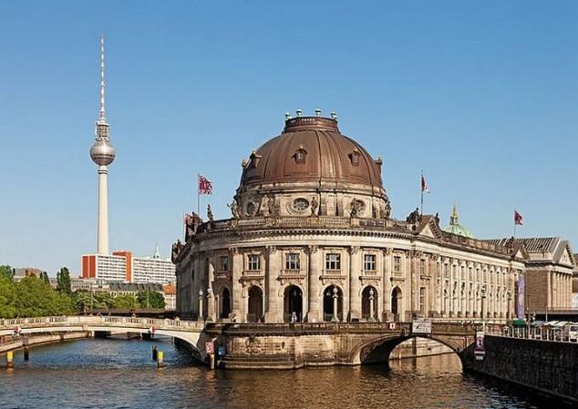 Isla de los Museos en Berlin