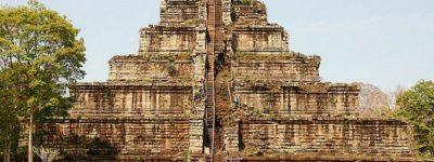 Koh Ker es un área del templo