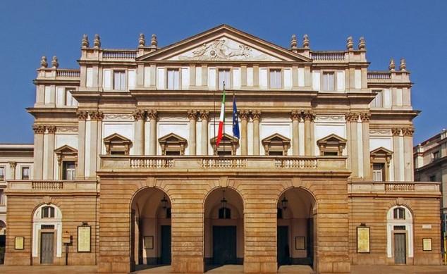 La Scala Uno de los atractivos turísticos más conocidos de Milán