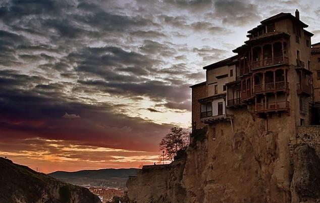 La ciudad medieval de Cuenca