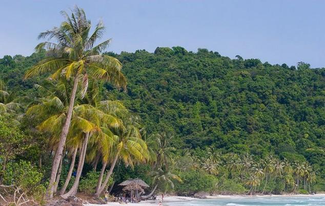 La isla más grande de Vietnam Phu Quoc