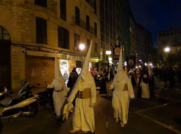 Las fiestas de Semana Santa en Mallorca