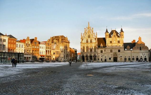 Los mejores lugares para visitar en Bélgica