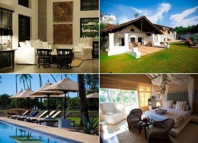 Mejores Hoteles por la playa en Sri Lanka