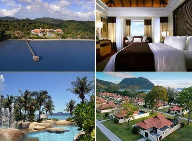 Mejores Resorts en Malasia