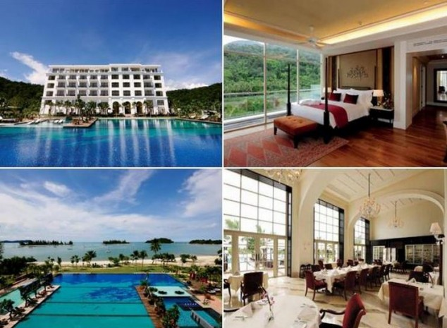 Mejores hoteles en Malasia