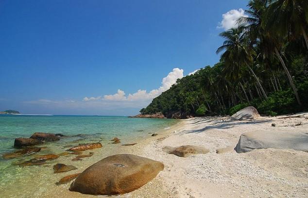 Mejores islas de Malasia