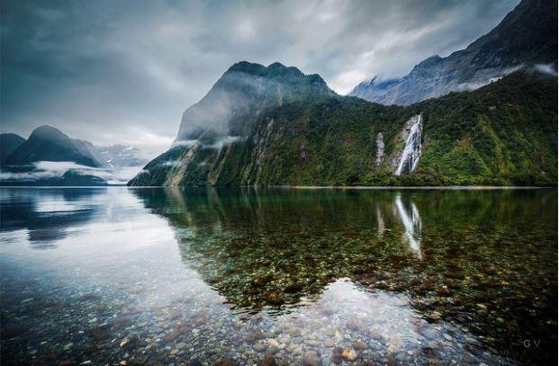 Milford Sound el fiordo más visitado en Nueva Zelanda