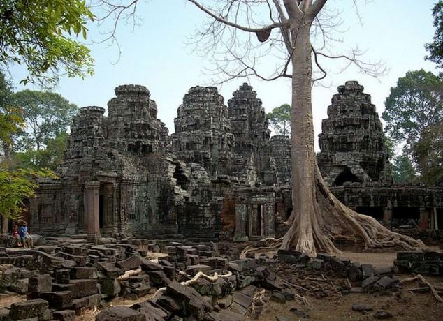 Misterioso templo Banteay Kdei