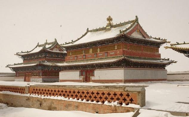 Monasterio Budista Erdene Zuu