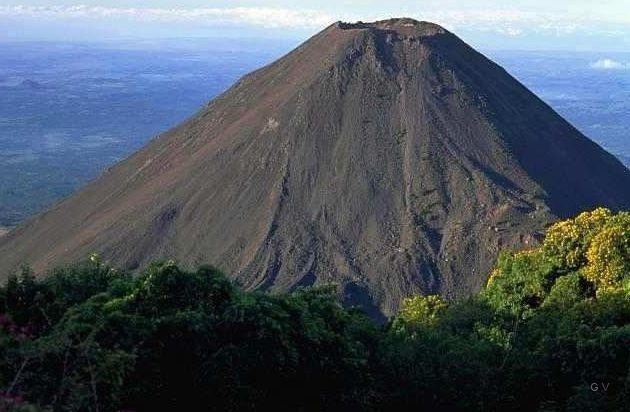 Monte Unzen volcan japon