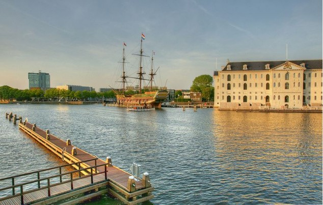 Museo Marítimo de Ámsterdam