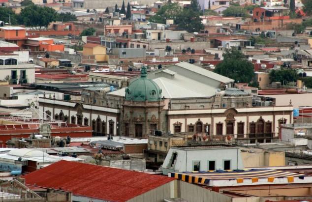 Oaxaca, una ciudad mexicana