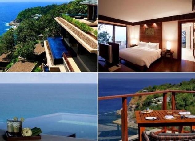 Paresa Resort es un oasis de tranquilidad y lujo