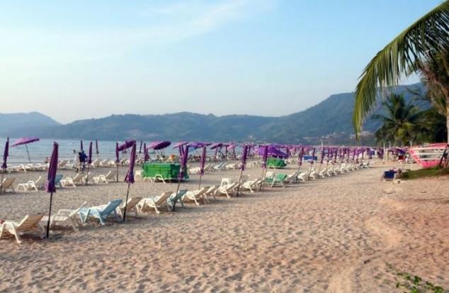 Patong Beach en Tailandia