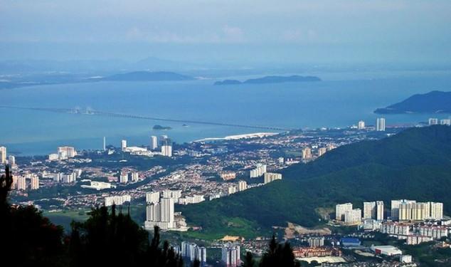 Penang Históricamente considerada como la Perla de Oriente