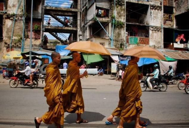Phnom Penh la ciudad más grande es Camboya