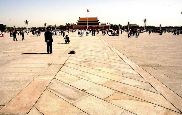 Plaza de Tiananmen