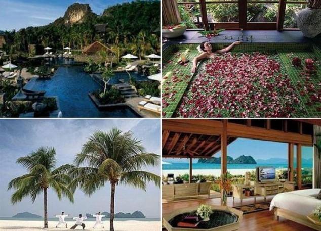 Resort Langkawi Malasia