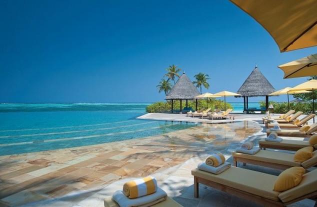 mejores resorts de lujo en las maldivas hoteles con