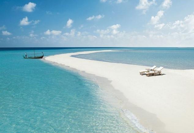 Resort Maldivas en Landaa Giraavaru