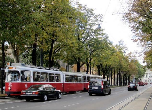 Ringstrasse viena austria