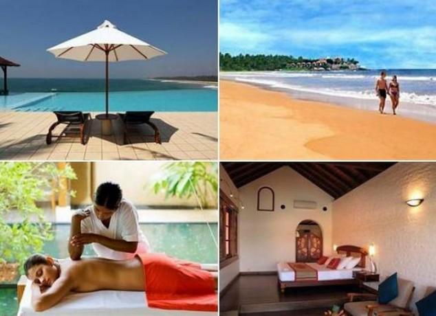Saman Villas complejo ofrece un entorno de playa