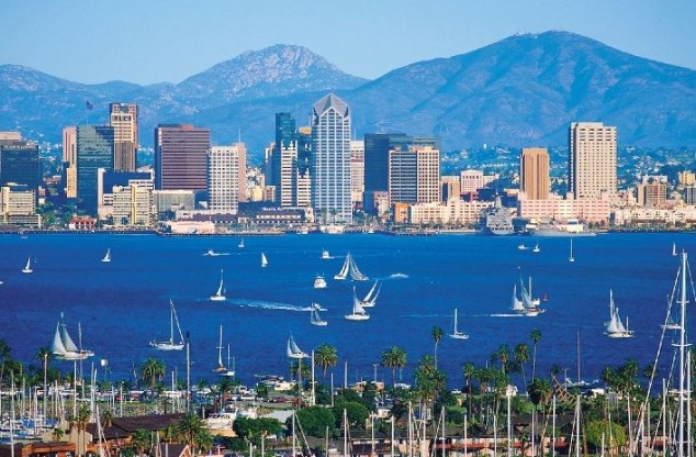 San Diego, Estados Unidos, atracciones turísticas y Guía de viajes